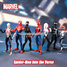 Spiderman into the Verse Comic Heroes Marvel 7in Action Figure Kids Collect Toys