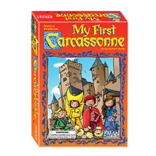 My First Carcassonne Board Game NEW