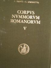 Corpus Nummorum Romanorum volume 5 Banti-Simonetti