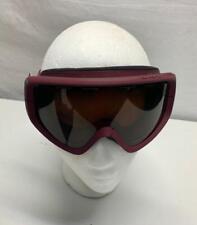 Electric EGB CAT.2 Lens Snow Ski Snowboard Goggle Maroon Frame NEW