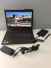 Lenovo ThinkPad Tablet X230 Tablet i5 2.6GHz, NEW 1TB SSHD + 320GB USB 8GB RAM