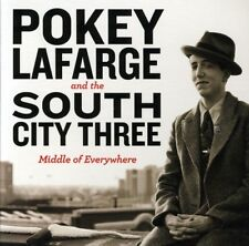 Pokey LaFarge - Middle of Everywhere [New CD]