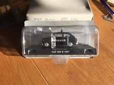 MODELLINO CARABINIERI FIAT 600 1967 MAI APERTA ED DE AGOSTINI