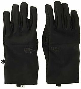 the north face men's apex etip glove, tnf black M, L