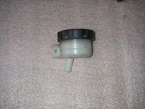 Ausgleichsbehälter Bremspumpe hi Bremszylinder Bremse brake frein KAWASAKI ZX 10