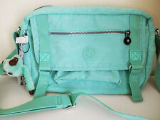 NWT Kipling Gracy Crossbody Bag Women's Handbag, Seafoam Green