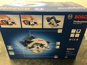 Bosch Professional 18V GKS 18V-57 Akku Handkreissäge Kreissäge NEU & OVP sofort