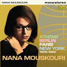 Nana Mouskouri - 1959-62 [New CD]