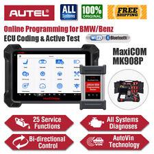 Autel MaxiCOM MK908P MK808 OBD2 All System Diagnostic Scanner Tool Code Reader