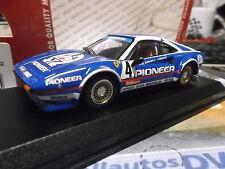 FERRARI 308 GTB RALLY mis. 4 #4 Tour de France 1982 Andruet PIONEER Best 1:43