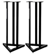 Recording Studio Support Monitor Stand DJ PA Speaker Mount Loudspeaker Base Set
