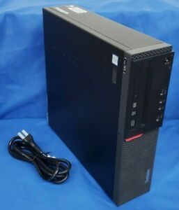 M700 ThinkCentre SFF i5-6400 2.7Ghz 8GB DDR4 Ram 1TB HDD