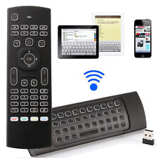 2.4G Wireless Keyboard Fly Air Mouse For Android Smart TV Box PC Computer XBMC