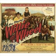 Willie and the Wheel by Asleep at the Wheel/Willie Nelson (Vinyl, Jun-2010, Proper Records)
