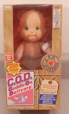 Vintage 1996 Tyco Cuddle on Delivery Baby Doll NIB 1701-4 COD