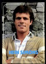 Hein Simons Autogrammkarte Original Signiert ## BC 54455