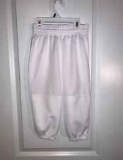 Adidas youth baseball pants size Xs small spot on back pocket
