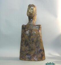 Fine Genia Berger Ceramic Woman Sculpture Israel 1950s