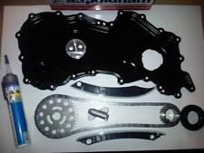RENAULT TRAFIC 1.6 DCi R9M DIESEL 2014-on NEW TIMING CHAIN KIT & TIMING COVER