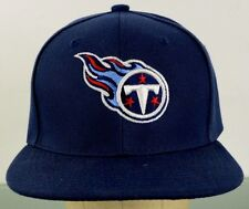 Tennessee Titans Nfl Football Azul Marino Béisbol Sombrero Gorra Ajustable d86719872d9