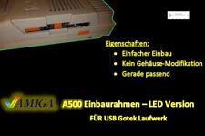 #Neu# Amiga 500 Einbaurahmen für USB Gotek Laufwerk – Standard Version