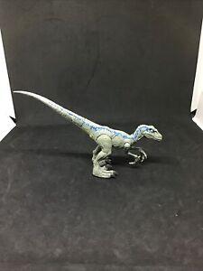 Jurassic World Velociraptor Blue 2017 Mattel