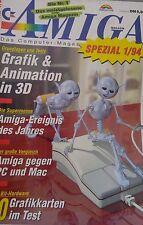 Amiga - Das Computermagazin Spezial 1/94 (3d Grafik, Grafikkarten)