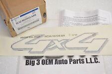 2005-2010 Ford Super Duty SRW 4X4 Decal LH or RH Side Dark Shadow Gray new OEM