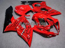 Dipinto Carenatura Carrozzeria Corpo Set PEC-AC per Suzuki GSXR 1000 K5 2005 2006