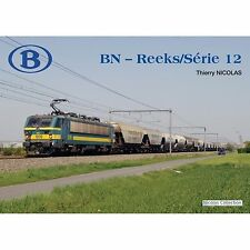 Nicolas Collection 978-2-930748-48-1 BUCH SNCB NMBS BN - Reeks/Série 12  Neu+OVP