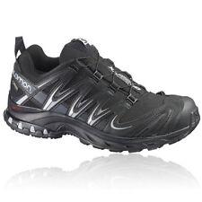 Chaussures noirs Salomon pour fitness, athlétisme et yoga