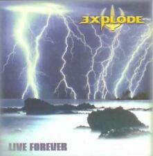 Explode - Live Forever CD #G4797