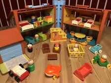 Fisher Price Play Family House 952 ? Spielhaus?Vintage 70er ?