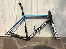 Telaio SCOTT ADDICT TEAM ISSUE bici frame carbon carbonio