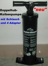 Doppelhubpumpe Kolben- Pumpe Boot Luftmatratze Luftbett Wasserspielzeug - 24601