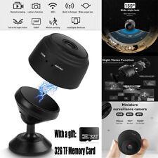 Mini Hidden Spy Camera Small WiFi Smart security Camera 1080P With 32G TF Card