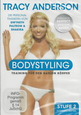 DVD + Tracy Anderson + Bodystyling Stufe 2 Fortgeschritten + Training + Fitness