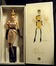 Platinum Label BARBIE Rush of Rose Gold + Shipper BFC exclusive NRFB
