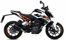 SILENCIEUX ARROW PRO-RACE NICHROM DARK KTM DUKE 125 2017 - 71866PRN
