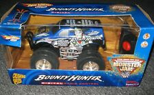 New rare Mattel Hot Wheels Monster Jam Bounty Hunter 1/24 RC 2006
