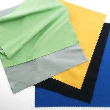 Eco-Fused Grand Microfibre Chiffons De Nettoyage - 5 Pack - 8 x 8 in (environ 20.32 cm) - parfait pour