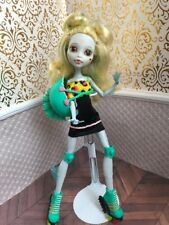 Lagoona Blue OOAK Repaint Monster High Doll Roller Maze Painted Accessories