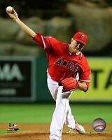 "Garrett Richards Los Angeles Angels MLB Action Photo (Size: 8"" x 10"")"