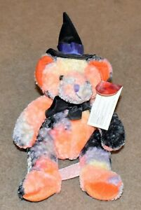 Russ Halloween Colored Bear Witch