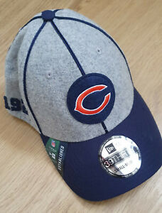 New Era Chicago Bears Sideline Cap - S/M - Excellent Condition