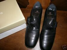 Easy Spirit Esderry Black Leather 10 M Shoes NIB
