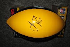 James Farrior Pittsburgh Steelers Signed Football Coa