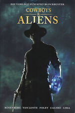COWBOYS & ALIENS Der Comic zum Film