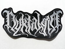 NYKTALGIA   EMBROIDERED BACK PATCH