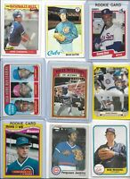 Chicago Cubs All-Time Greats Lot (55) Different Sandberg Banks Williams Dawson